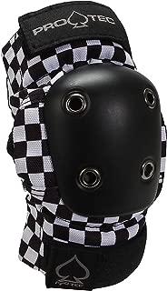 Protec Street Elbow Pads Black Checker