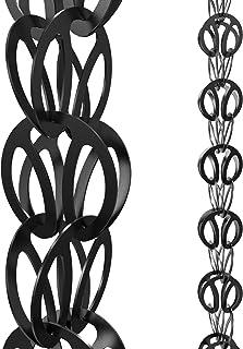Modern Loop Rain Chain
