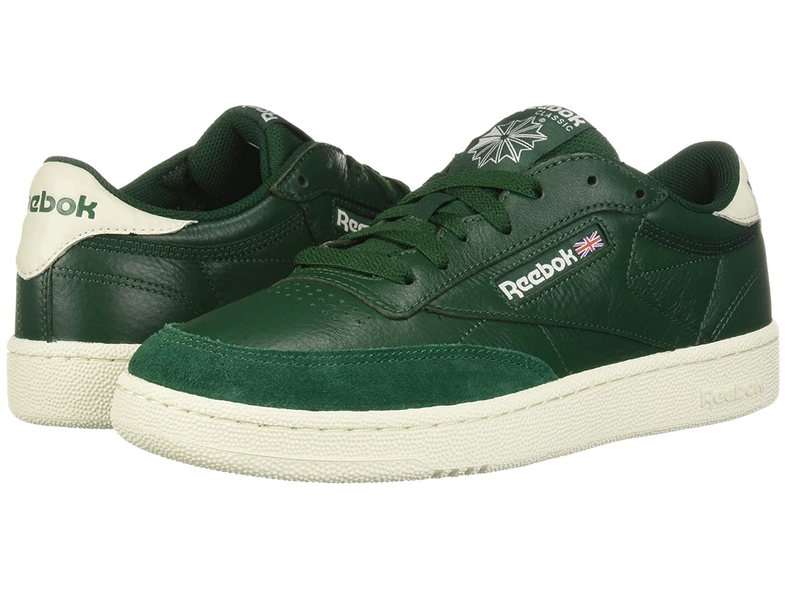 Reebok Lifestyle Club C 85 MUAtmospheric grades have affordable shoes
