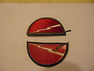 Embroidered Patch - Patches for Women Man - Military Colored Older 78TH Infantry Division