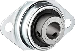 Nice Ball Bearing N6912TN Double Sealed, Flanged Housing, Extended Inner Ring, 52100 Bearing Quality Steel, 0.7500