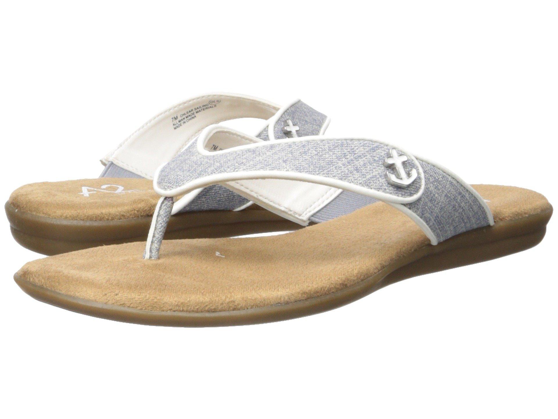 Sandalias para Mujer A2 by Aerosoles Chlear Sailing  + Aerosoles en VeoyCompro.net