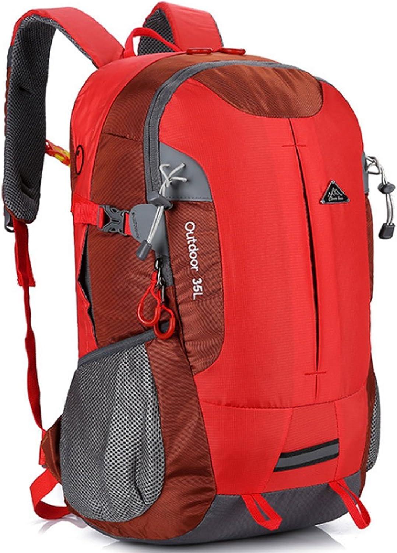 DS-Bergsteigen-Rucksack Rucksack - Outdoor Bergsteigenbeutel Wandern Rucksack Mnner und Frauen Multifunktions Groe Kapazitt Camping Wandern Rucksack (MultiFarbe Auswahl) &&