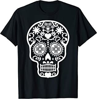 Skull with pattern T-Shirt