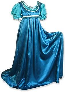 Regency Jane Austen Style Ball Gown Costume (2/2)