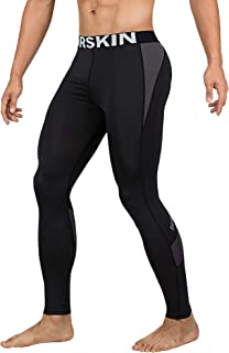 DRSKIN 1~3 Pack Men's Compression Dry Cool Sports Tights...