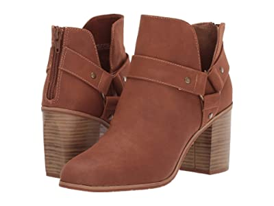 Seychelles BC Footwear by Seychelles Miss Independent (Cognac Nubuck) Women