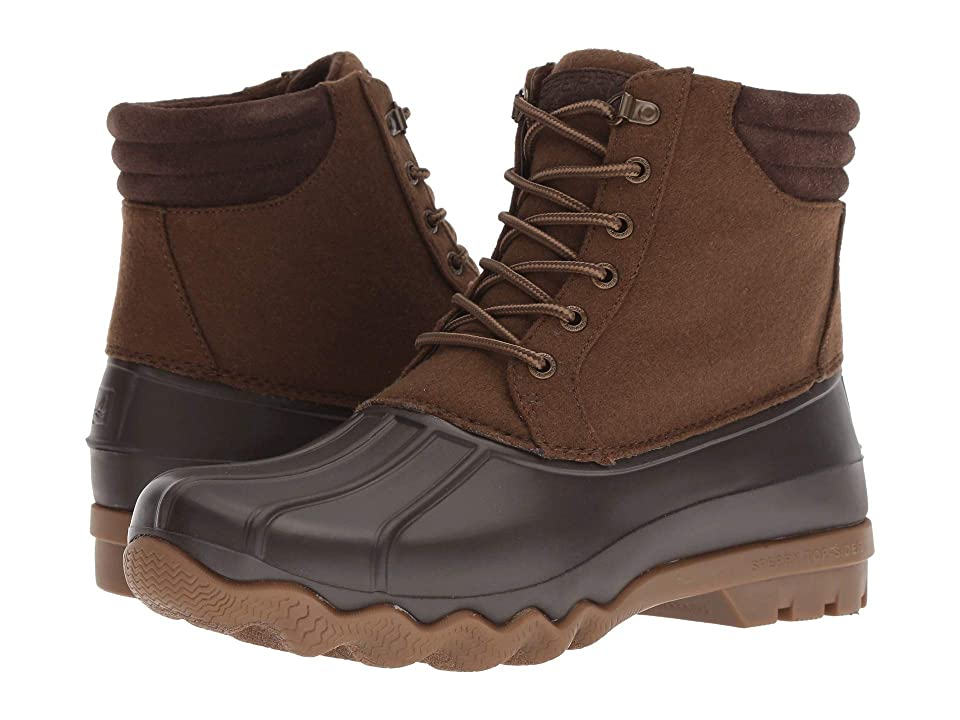 Sperry Avenue Duck Wool (Brown) Men
