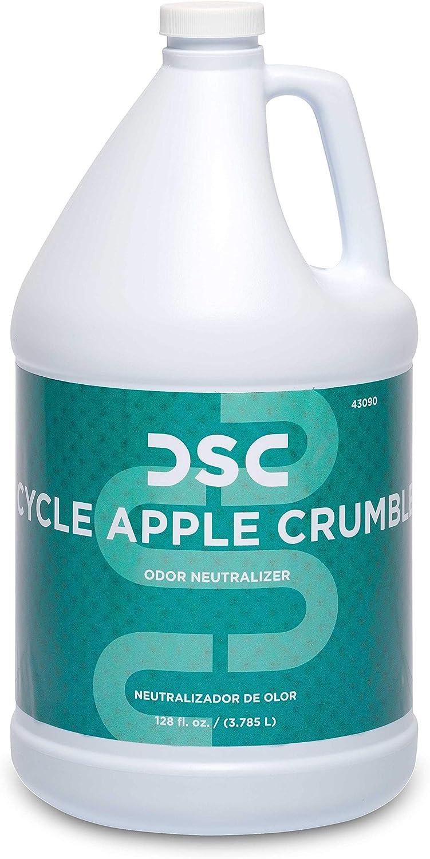 DSC Cycle: Odor Neutralizer Apple Bargain sale Gallon Crumble 1 55% OFF