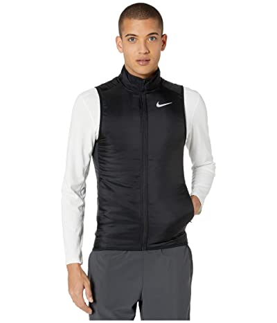 Nike Aerolayer Vest (Black/Grey Fog/Reflective Silver) Men