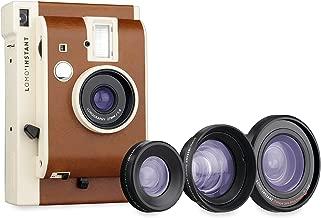 Lomography Lomo'Instant San Remo Plus + 3 Lenses - Instant Film Camera
