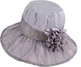 Velvet Flowers Along The Shade Cloth Outdoor Sun Hat Casual Wild Sun Hat
