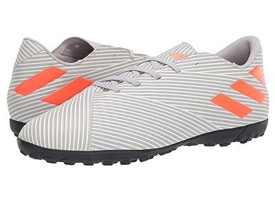 adidas Nemeziz 19.4 TF (Grey Two/Solar Orange/Chalk White) Men