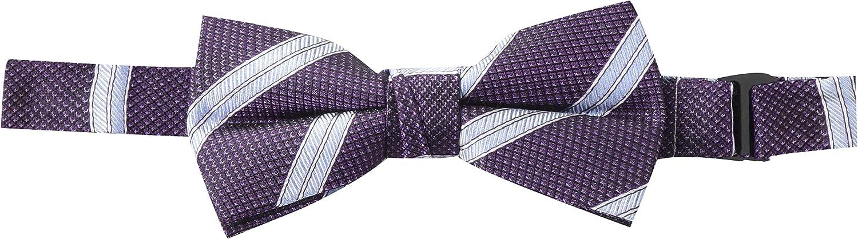 Isaac Mizrahi boys Isaac Mizrahi Boy's Silk Print Bowtie Necktie, Sbt890, 4 US