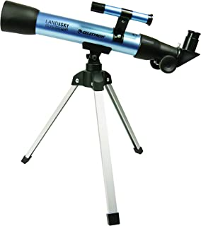 Celestron Land and Sky 40TT Telescope (Silver)