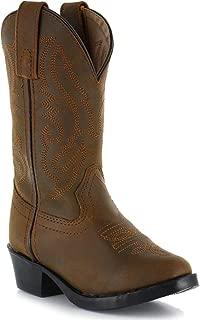 Cody James Boys' Western Boot Round Toe - 43034C