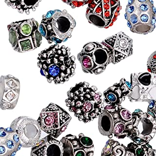 celtic glass beads