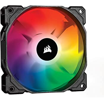 Corsair iCUE SP120 RGB Pro Performance 120mm Fan, Single Pack