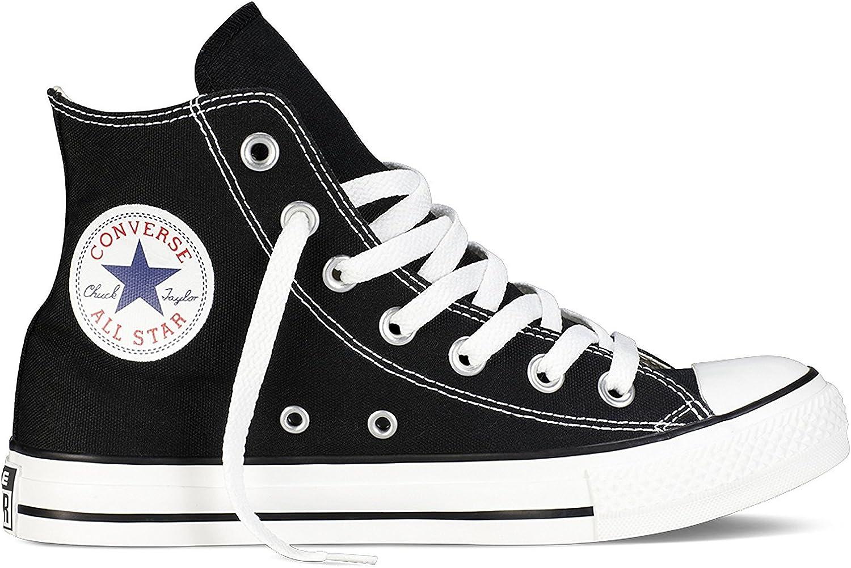 Converse Chuck Taylor All Star Hi Top Black(Size  11.5 US Men's)