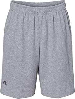 Russell Athletic mens Basic Cotton Pocket Shorts Short (pack of 1)