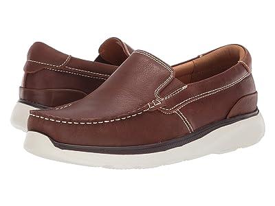 Propet Otis (Brown Full Grain Leather) Men