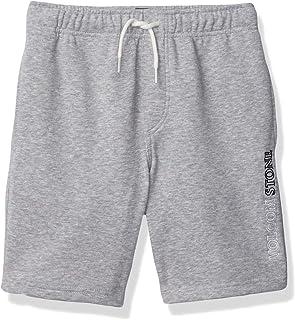 Volcom boys Volometrical Fleece Short Shorts