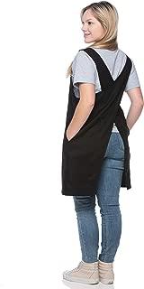 plus size no tie apron