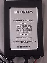 Honda 2005-2010 Goldwing Gl Cb Radio Kit 08E70-Mca-R10 New Oem