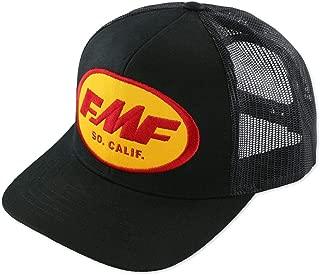 FMF Orgins Snapback Hat-Black