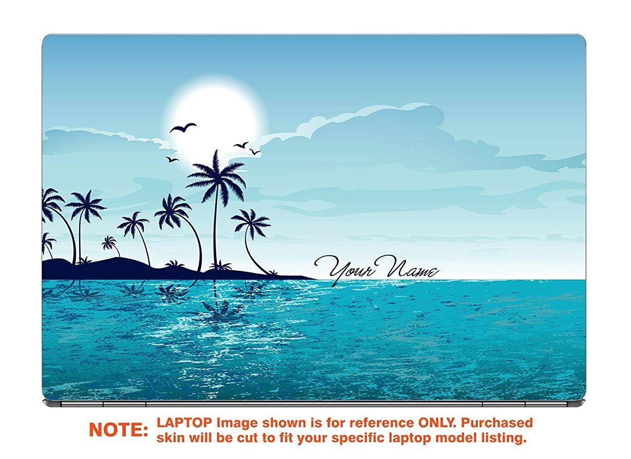Decalrus - Protective Decal for The HP ChomeBook 14-DA0011DX (14