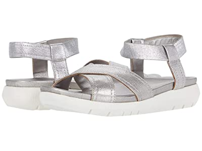 Naturalizer Lily (Silver Frost Metallic Leather/Gore) Women