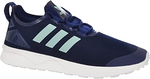adidas Originals ZX Flux - Damen Turnschuhe - Marineblau - 4