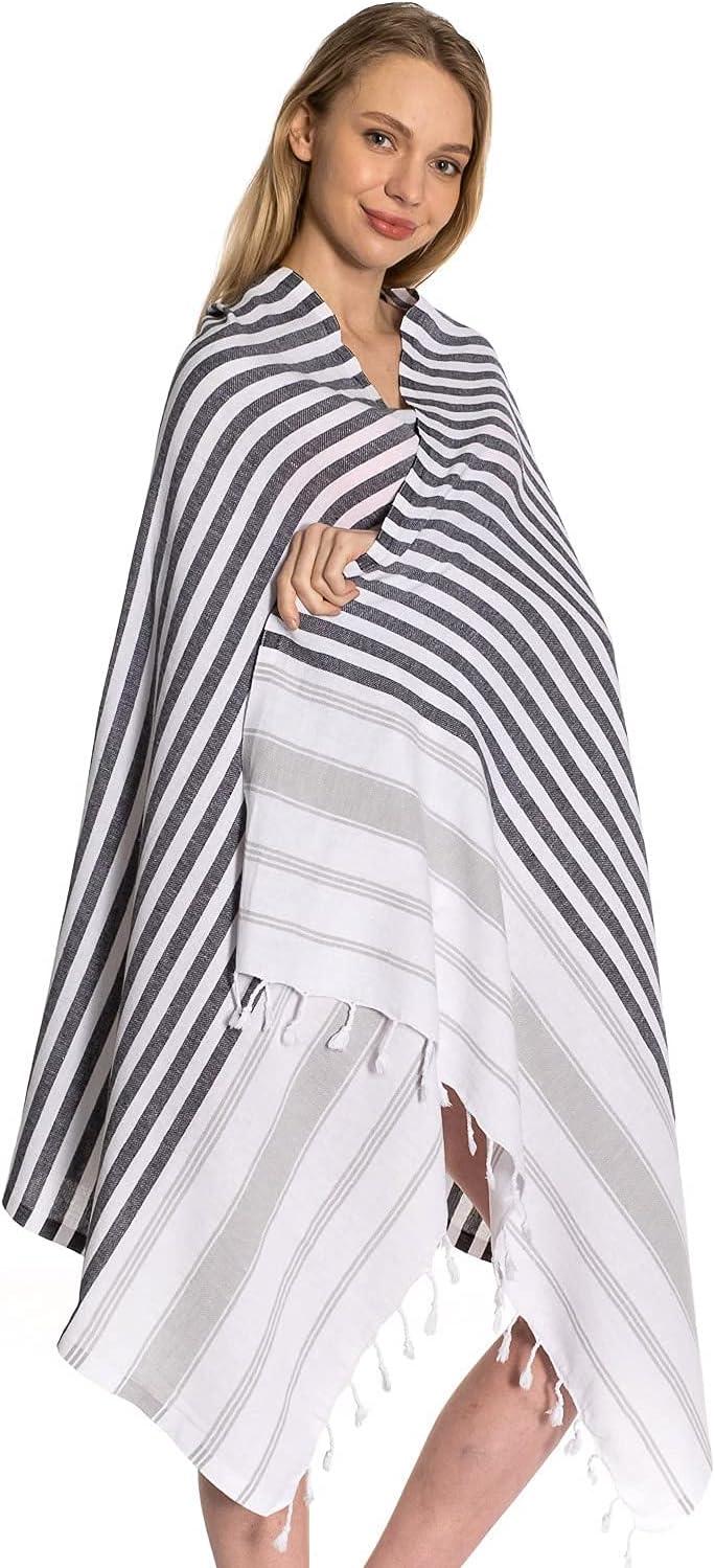 DEMMEX Ibiza Softest Turkish Cotton Beach Towel