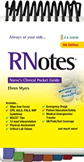 RNotes®: Nurse's Clinical Pocket Guide