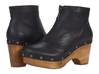 Cordani Zelma (Black Leather) Women