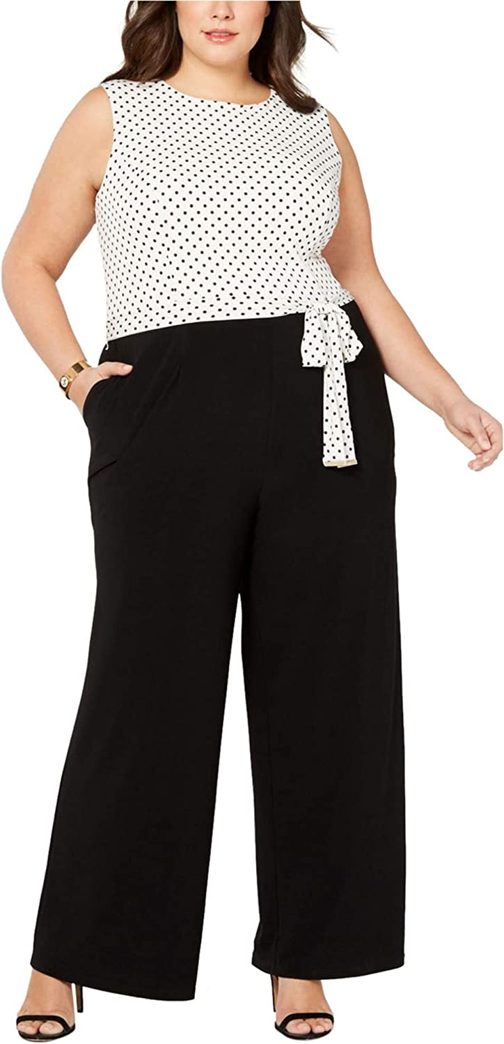 Tommy Hilfiger Womens free shipping Jumpsuit Max 43% OFF Wide Leg