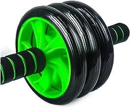 Abdominal Oefening Roller Wheel Ab Wielrol abdominale oefening huis fitnessapparatuur abdominale twee en drie-ab roller bu...