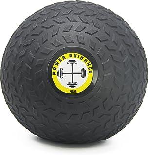 comprar comparacion POWER GUIDANCE - Slam Ball Balón Medicinal Antideslizante Ideal para los Ejercicios de Functional Fitness - Pesos DE 3, 4,...