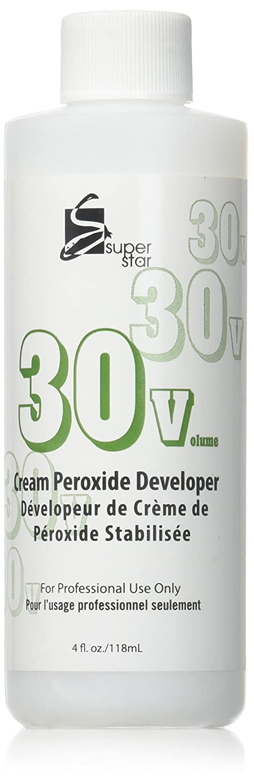 Super Star New mail order Stabilized Cream Large-scale sale Developer Hc-50306 Peroxide 30v