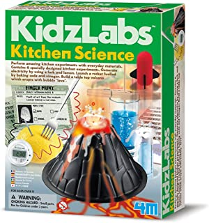 4M Fun Science Kitchen Science Educational Toys