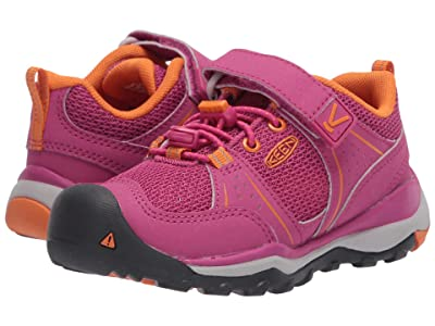 Keen Kids Terradora II Sport (Toddler/Little Kid) (Very Berry/Russet Orange) Girl