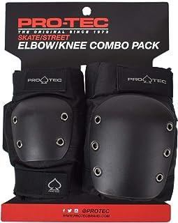 Pro-Tec Street Knee/Elbow Protección para Rodilla ...
