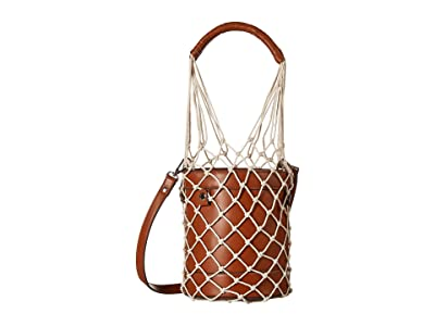 Steve Madden Mermaid (Cognac) Handbags