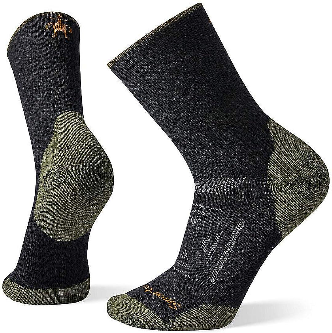 Smartwool Men's PhD Outdoor Crew Heavy Merino Wool Socks