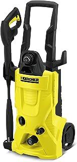 Kärcher K 4 HOME Vertical Eléctrico 420l/h 1800W Negro, Amarillo Limpiadora de alta presión o Hidrolimpiadora - Limpiador de alta presión (Vertical, Eléctrico, 6 m, Negro, Amarillo, 420 l/h, 130 bar)