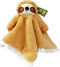 Sloth Baby Blanket: Sloth Baby Lovey Gifts for Baby Shower Teething Baby soother blanket Unisex Security Blanket Lovey Blanket