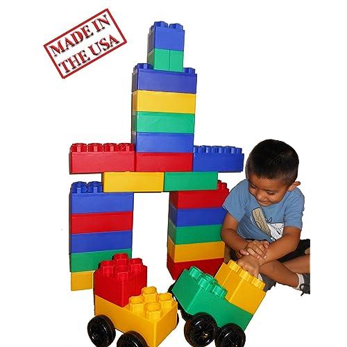 Giant Legos: Amazon com