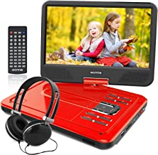 WONNIE 12.5 Inch Portable DVD Player, 10.5