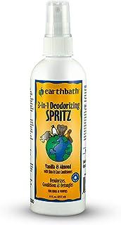 Earthbath Vanilla Almond Dog Spray, 8oz.