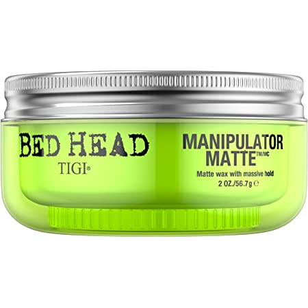 TIGI Bed Head Manipulator Matte Cera, Effetto Opaco a Tenuta Extra Forte